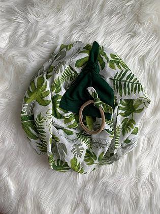 Foliage Swaddle Set