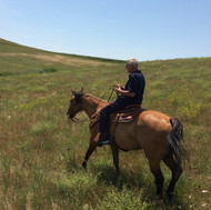 Riding at the Little Bighorn