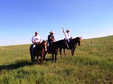 Crazy Horse Rides