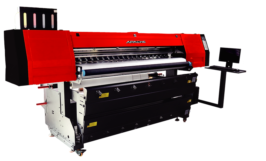 F-Series 8/6 heads High-Speed Printing Solutions