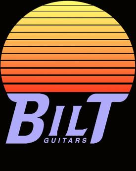 Bilt Guitars sunset