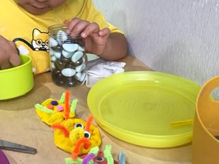 玩具 DIY (1)_「入得口」泥膠