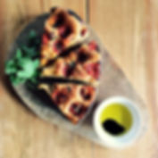 Canaletto - Homemade Focaccia with Vine Tomatoes