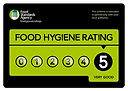 Canaletto Food Hygiene Rating - Scores on the Doors