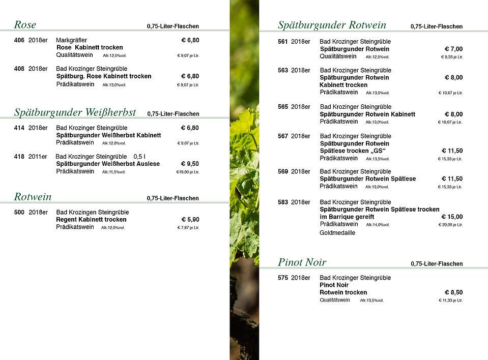 Preisliste Weingut Glöckler neu groß 4.