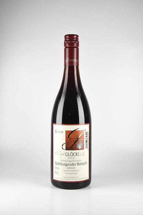 Spätburgunder Rotwein Spätlese 0,7l