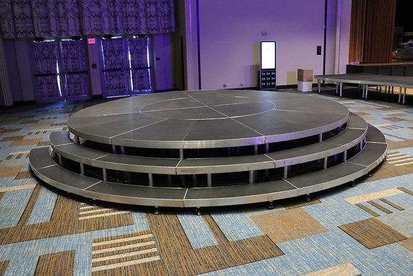 Circle Stage 16'