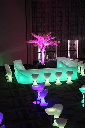 Glow Sectional Bars (wavy)