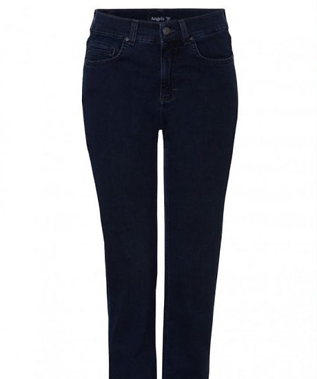 Angels cici donker jeans, hoge taille