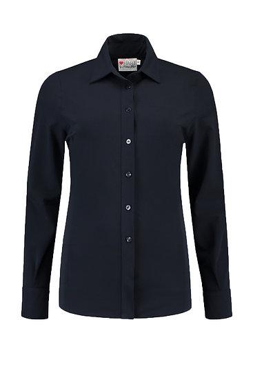 Helena Hart blouse transfer navy