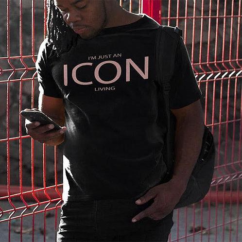 Lyric Wear - ICON LIVING Tee