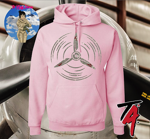 The Flying Princess Limited Edition Love Hoodie