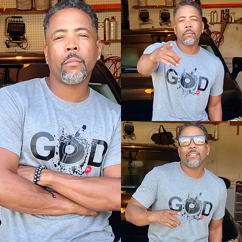 LW -GOD MC Tee