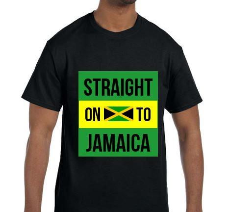 Straight On To Jamaica