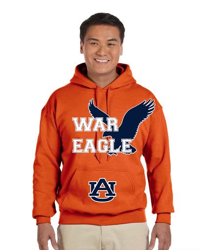 AU War Eagle Attack