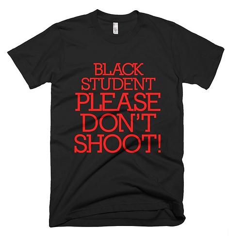 Black Student. PDS