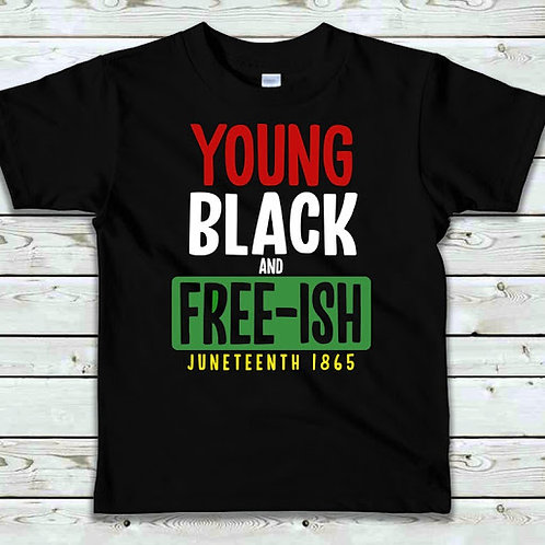 YoungBlack and Free-Ish