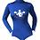 Thumbnail: Bloomers 100% Nylon T-Neck Bodysuit