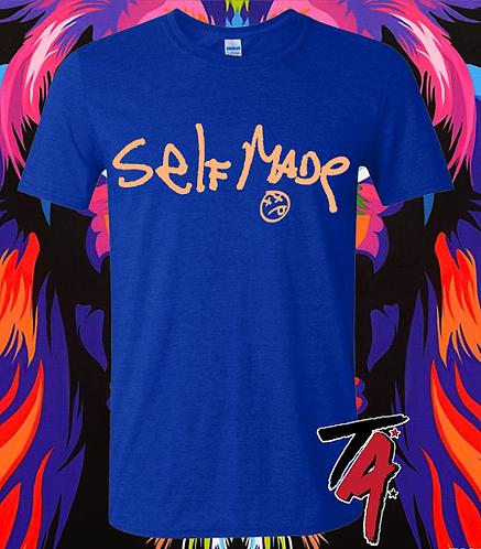SelfMade Abstract Tee