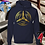 Thumbnail: The Flying Princess Youth Gold Propeller Hoodie