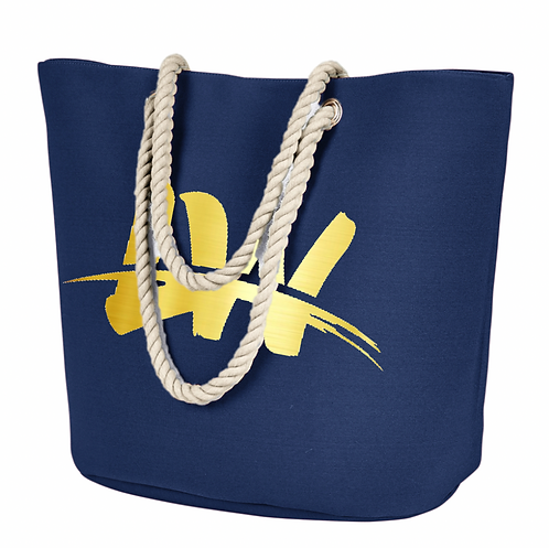 Lyric Wear Classic/Initial Rope Tote
