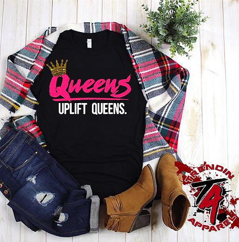 Queens Uplift Queens Tee