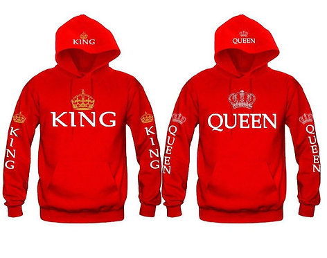 King and Queen Set