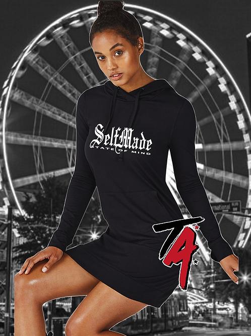 SelfMade Scarlett Hoodie Dress