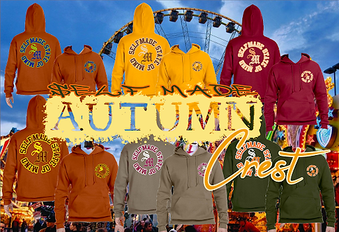 Self Made AutumnCrest Hoodie