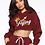 Thumbnail: T.F.P Cropped Top Hoodie