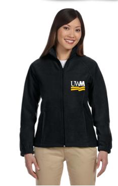 UWM - Full Zippered Fleece