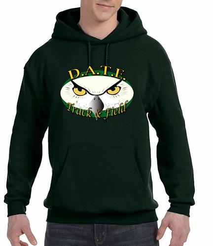 DATE Track & Field Logo Hoodie