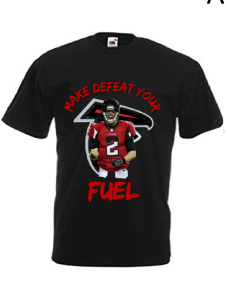Falcons-Make Defeat Your Fuel