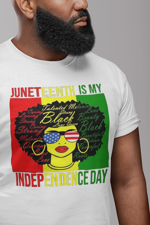Juneteenth Is My Independence Day