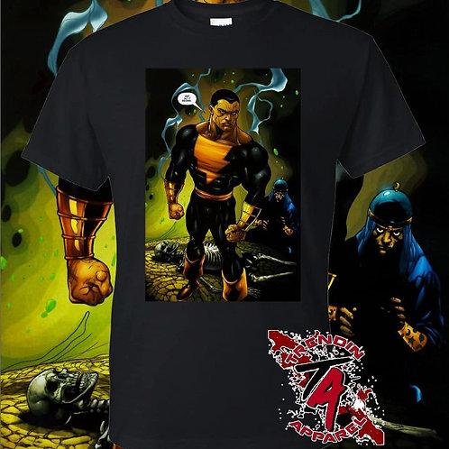 Black Superhero Series Tee