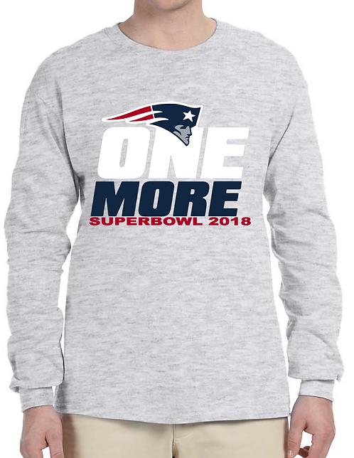 "Patriots ""One More"""