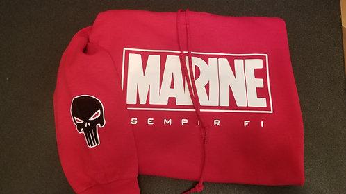 Marine Punisher Hoodie
