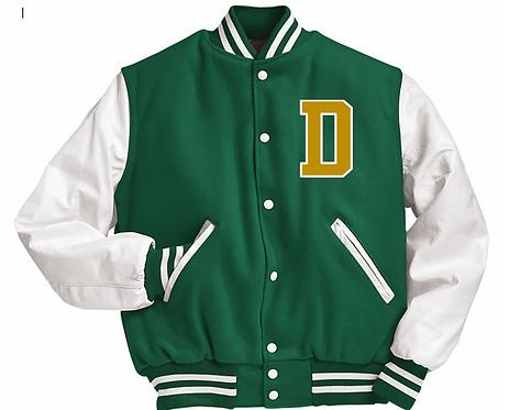 D.A.T.E Charter School Varsity Jacket