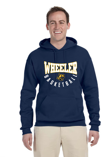 Wheeler Basketball Hoodie