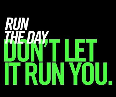 Run The Day Top