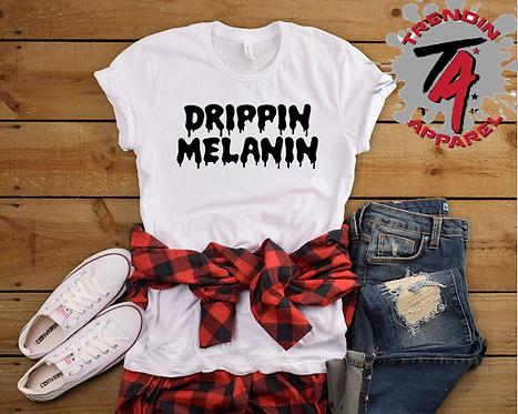 Drippin Melanin Tee
