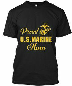 Proud U.S. Marine