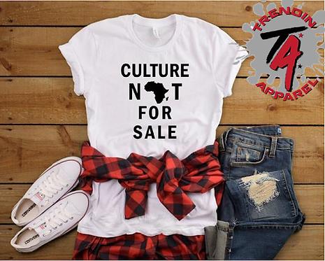 Culture, NotForSale Tee