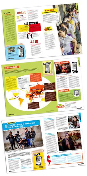 """Proposition pour le magazine """"Quelle Existence"""""""