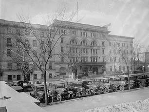 The Old Congress Hall Hotel: A 'school of practical politics' that we desperately need today