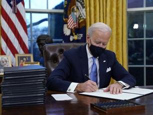 Biden returns America towards a more civilized government