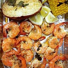 15 Jumbo Cajun Shrimp