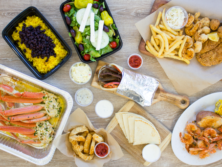 Gyros & Seafood Express Expands with New Franchise Locations
