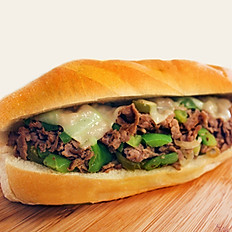 Philly Steak Sandwich (or Chicken)