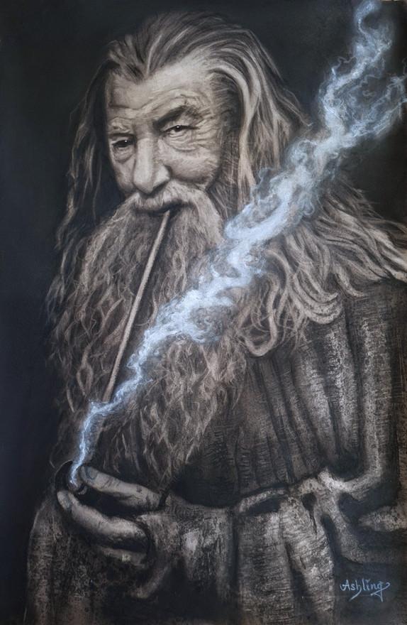 Gandalf the grey (2021) SOLD